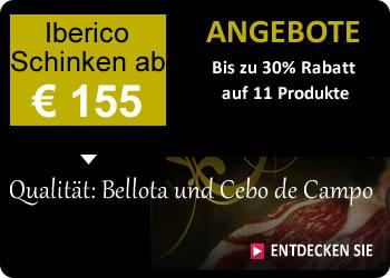 Angebote für jamon iberico pata negra schinken