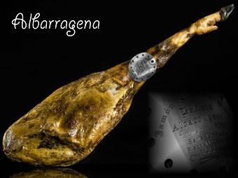 Albarragena der teuerste Schinken