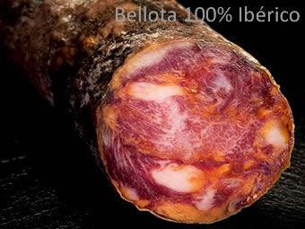 Chorizo Bellota Iberische Paprikawurst