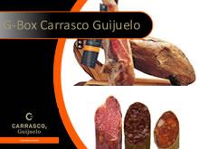 Gourmet-Box Carrasco Guijuelo Schinken kaufen