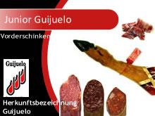 Gourmet-Box Junior Guijuelo Vorderschinken kaufen