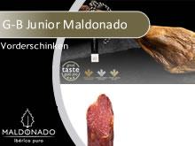 Gourmet-Box Maldonado Vorderschinken kaufen